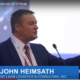 John Heimsath gives keynote at Breakbulk Americas conference Oct 2018